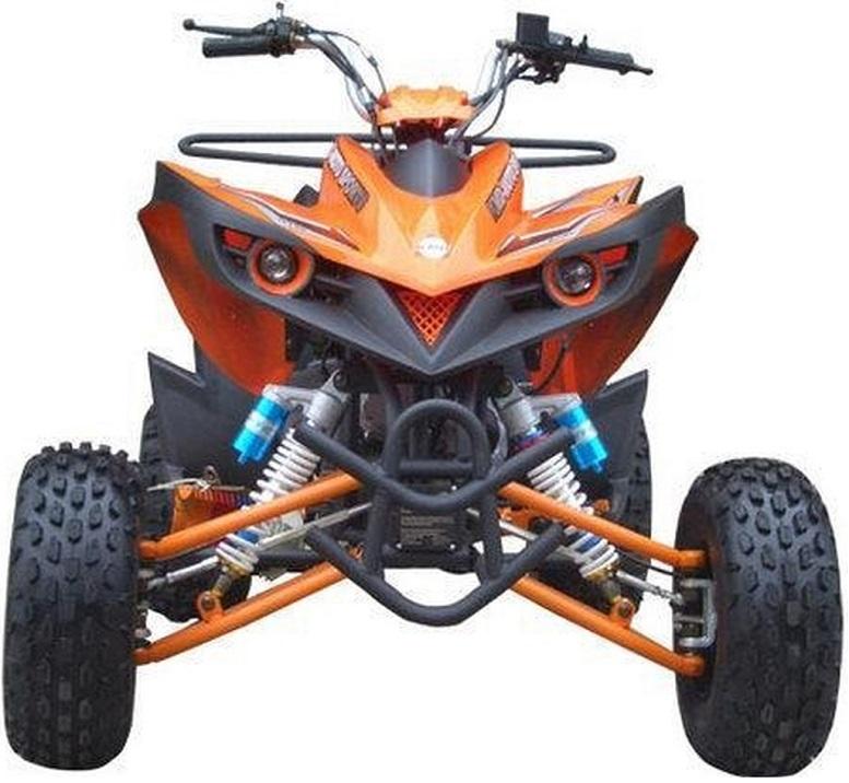 New Kandi MDL GA017-2 149.6cc Atv, Single Cylinder, 4-stroke, Automatic With Reverse