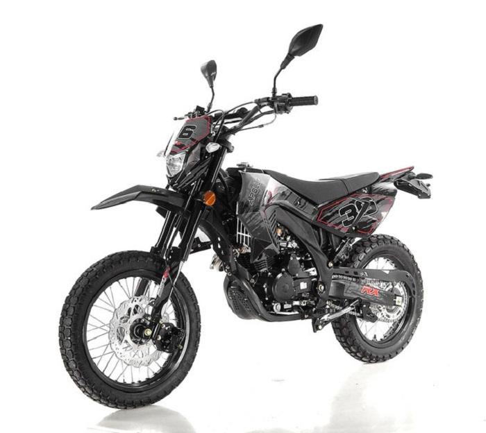New Apollo Db 36 Deluxe Dot (True Street Legal) 250cc Street Legal Dirt Bike