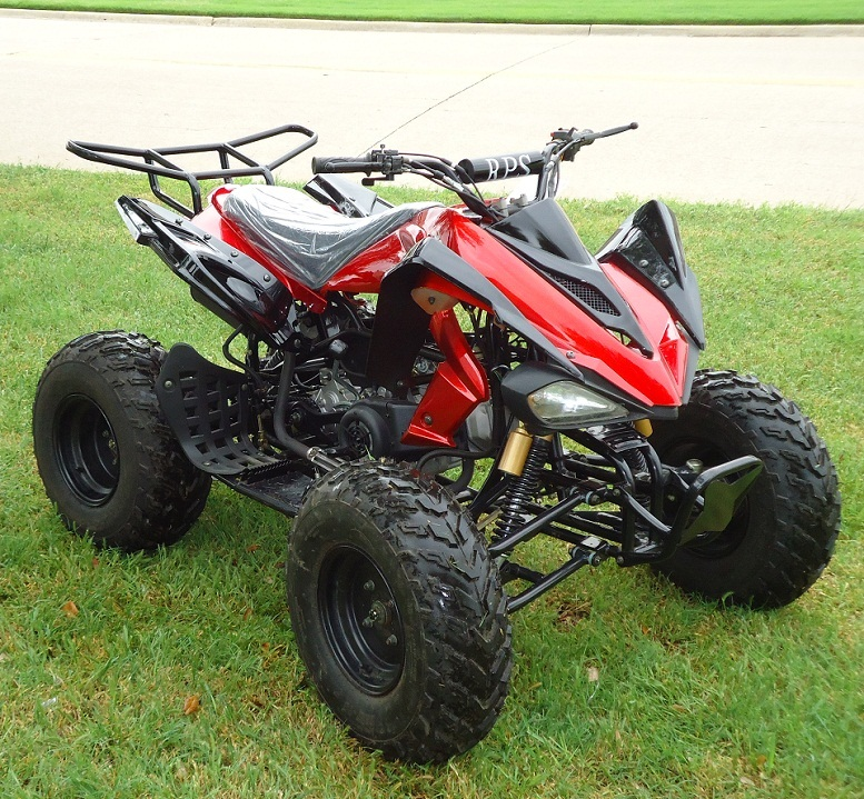 New Rps Tk200 Atv CS, Electric Start, Fully Auto With Reverse