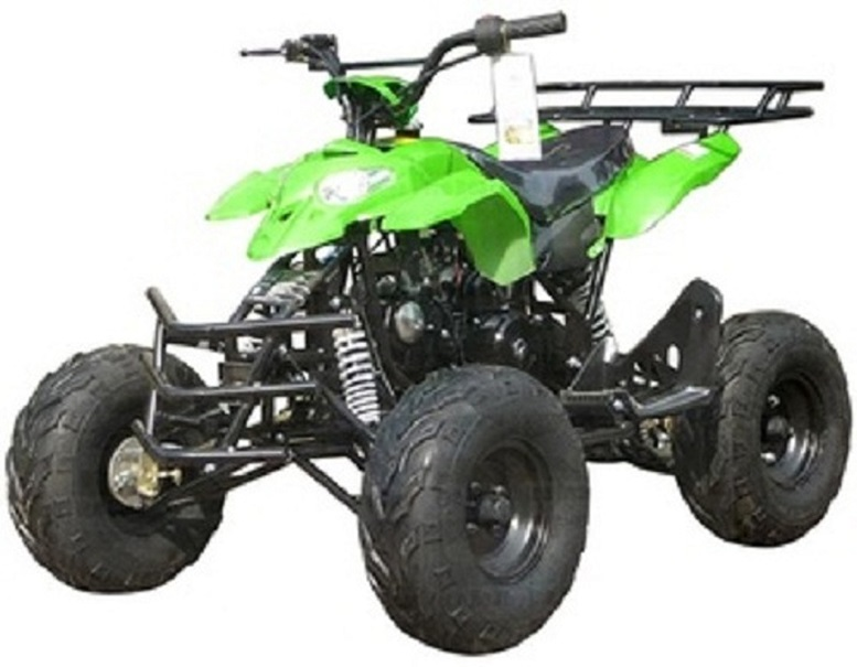 ICE BEAR ''Big Raptor'' 125cc ATV Automatic with Reverse