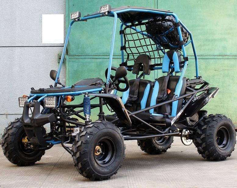 New Vitacci Pathfinder 200 GSX (DF200GSX) 196cc Go Kart, Single Cylinder, 4-Storke
