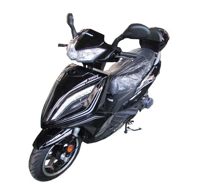 Taotao Phoenix 150cc Gas Scooter Electric Start and Kick Start CA Legal