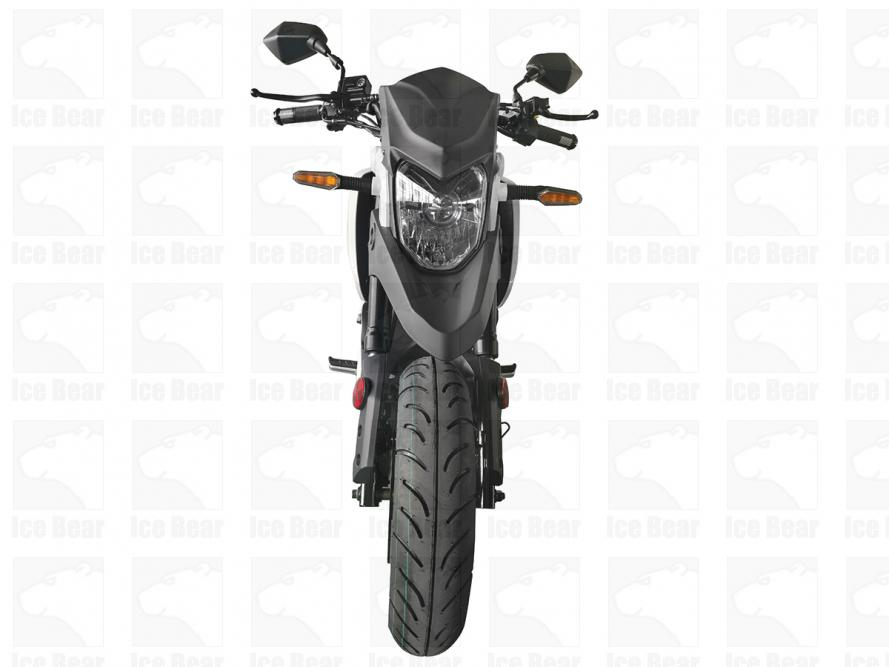ICE BEAR EVADER 50 (PMZ50-M5) 50CC SCOOTER, 139QMB, ELECTRIC AND KICK START