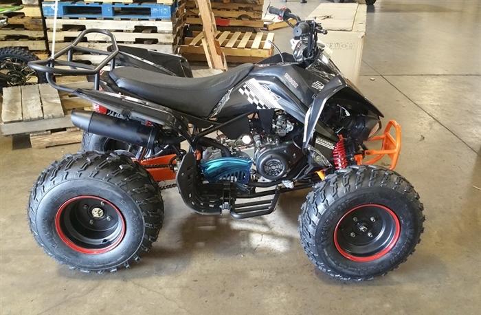 RPS 200DFAVB 169cc Horizontal Type ATV , Single-Cylinder, 4-Stroke, Air-Cooled