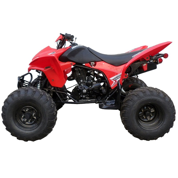 RPS New Atv 250cc Tornado 4-Speed Plus Neutral/Reverse - Fully Assembled and Tested