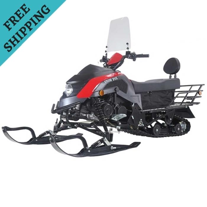 TaoTao SnowFox Snowmobile