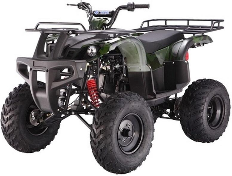 Taotao BULL150 150CC, Air Cooled, 4-Stroke, 1-Cylinder, Automatic
