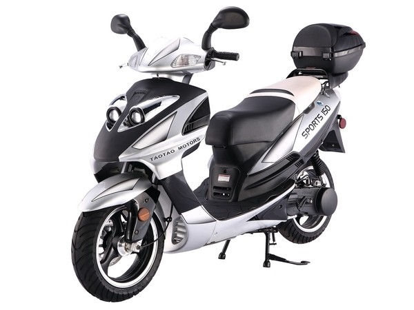 TAOTAO CY-150D Lancer 149CC 4-Stroke, Single Cylinder Scooter - Fully Assembled and Tested