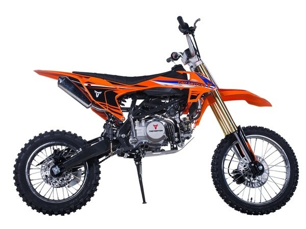 TaoTao DBX1 140cc Dirt Bike, 140cc, Air Cooled, 4-Stroke, Single-Cylinder