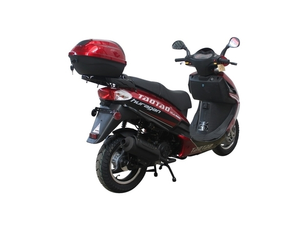 Taotao Titan Evo 50CC Bigger Size Gas Street Legal Scooter Free Shipping - Fully Assembled and Tested