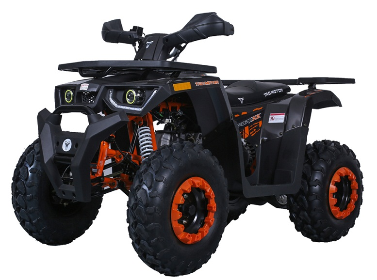 TaoTao G200 Utility ATV, Air Cooled, 4-Stroke, 1-Cylinder, Automatic