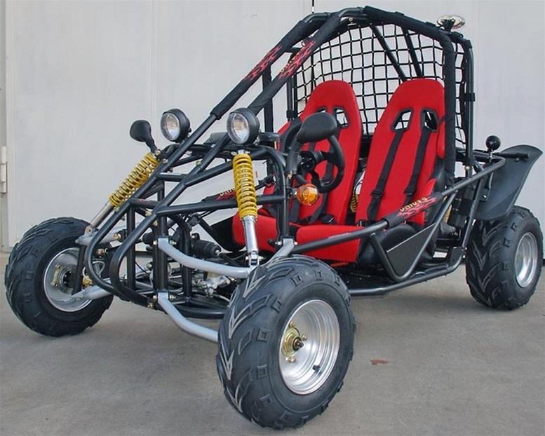 TAOTAO TARGA 150 SPIDER GO KART HIGH END