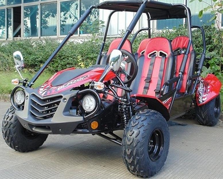 TrailMaster Blazer4 200X 200CC