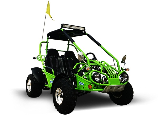 Trailmaster 200XRX High Quality 200CC Electric Start 4-Stroke, Single Cylinder, Air Cooled Go Kart