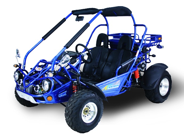 Trailmaster 300 XRX High Quality 300CC Electric Start, 4-Stroke, Single Cylinder, Water Cooled Go Kart