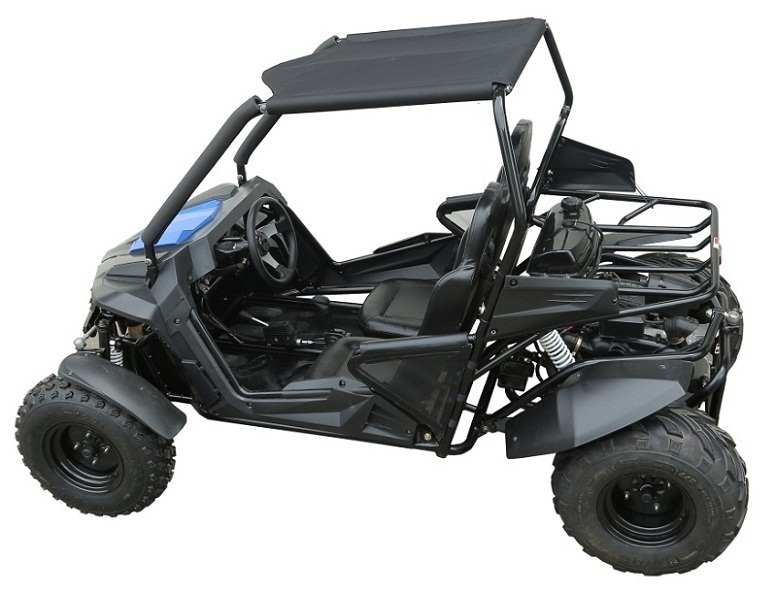 New TrailMaster Cheetah 200E Go Kart, 4-Stroke, Single Cylinder, Air Cooled, Automatic With Reverse