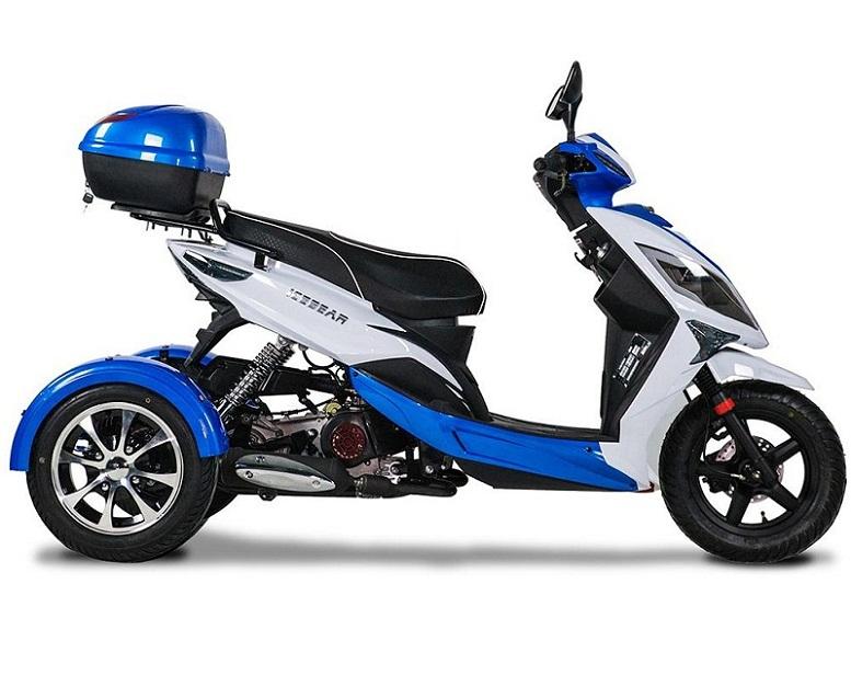 Ice Bear MOJO 150cc Motor Trike PST150-9 (Sporty Design) w/ KENDA Tires