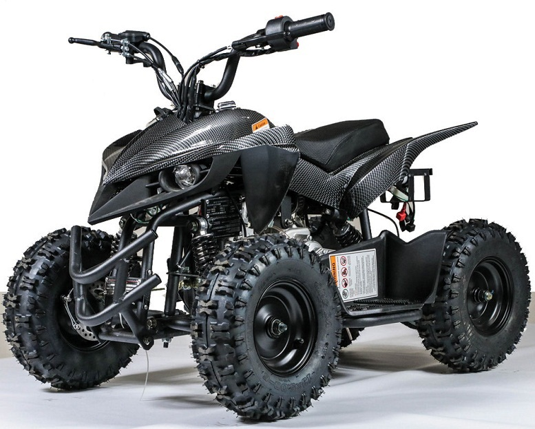 New Vitacci Mini Racer 60cc ATV, Single Cylinder, 4-Stroke, Air Cooled, Automatic, Electric Start - Fully Assembled and Tested