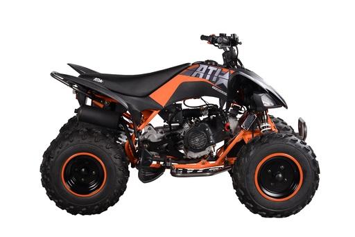 Vitacci Pentora 200 EFI Full Size 176cc ATV, Fully Automatic Air-Cooled SOHC 4-Stroke