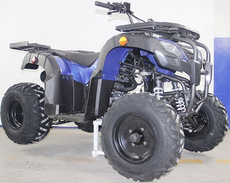 Vitacci Pentora UT 250cc ATV, Single Cylinder, 4 strokes, Air Cooling - Fully Assembled and Tested