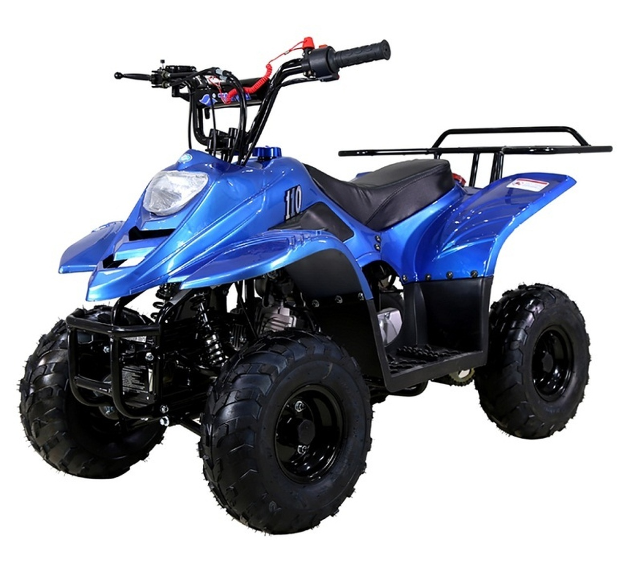 Taotao Boulder B1 ATV, 110CC Air cooled, 4-Stroke, 1-Cylinder, Automatic