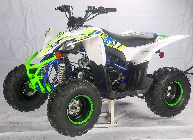 New Vitacci Pentora 125Cc ATV, Air Cooler, 4 Strokes, Automatic With Reverse