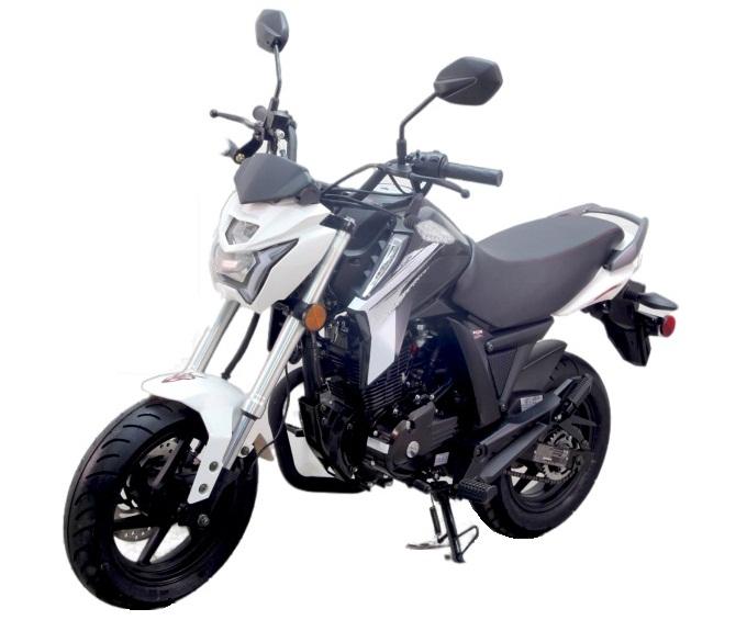 New Lifan (2021) KP Mini 150 Motorcycle, Electric Start