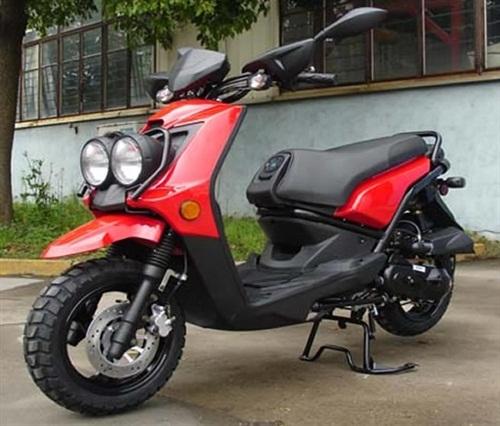 Roketa MC-31-50 (2020) Scooter, Automatic, Electric/Kick