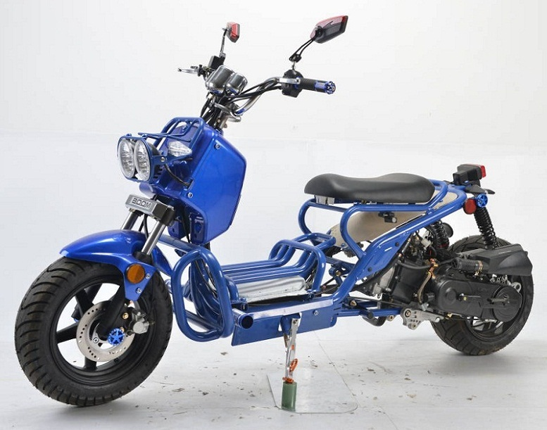 Vitacci RYKER 150cc Scooter, Air Cooling, Single Cylinders