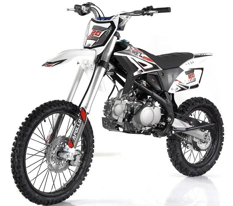 Apollo New Z20 Max 125cc Dirt Bike