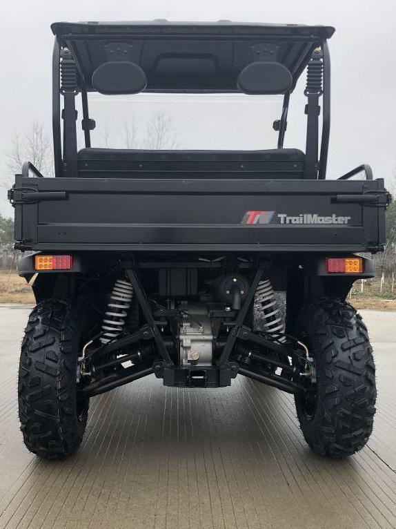 Trailmaster Taurus 200U (Side By Side) 4-Stroke, Single Cylinder