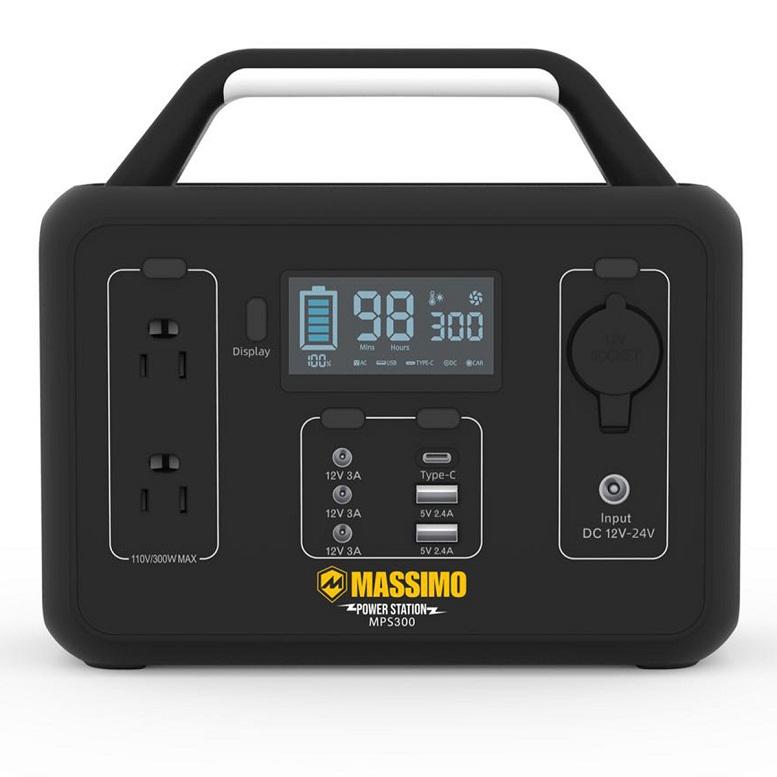 MASSIMO MPS-300W
