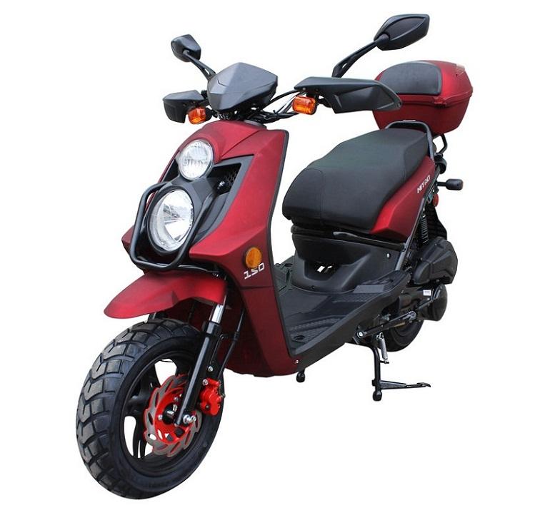 Vitacci Nitro 150cc Scooter, Electric/Kick Start