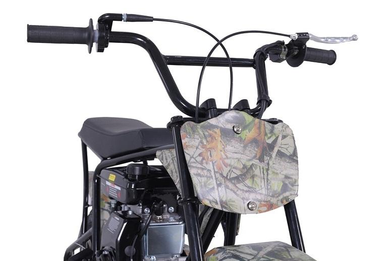 TaoTao DB100 105cc Dirt Bike, Automatic Clutch