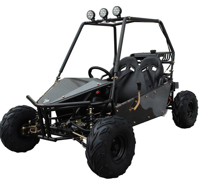 Massimo Massimo GKM-125 Go Kart, 4-Strock