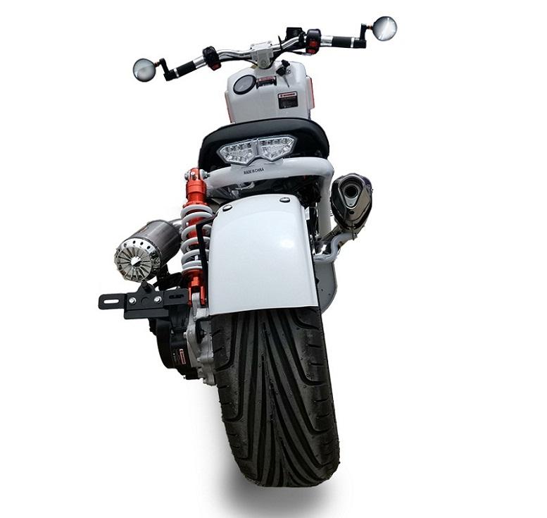 New Ice Bear Maddog Gen V 50cc (PMZ50-22), Automatic, Electric and Kick Start