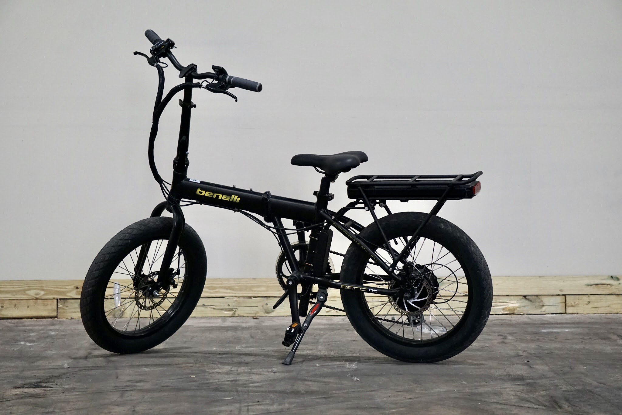 Trail Master Benelli E-fold 500, Electric Bike