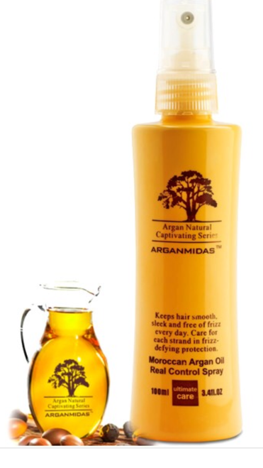 Arganmidas Spray Shine with Argan Oil 100ml