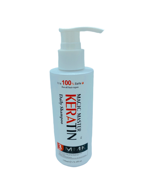 Magic Master Keratin Daily Shampoo 150ml