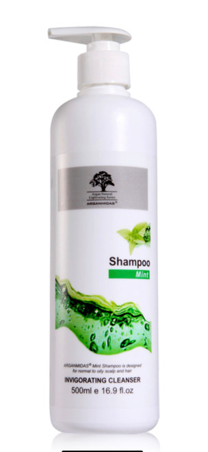 Arganmidas Refreshing Shampoo Mint 500ml