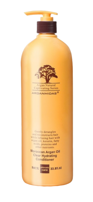 Arganmidas Clear Hydrating Conditioner with argan oil 1000ml
