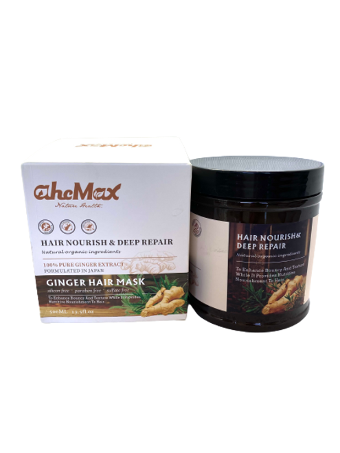 AHCMAX GINGER HAIR MASK 500ml