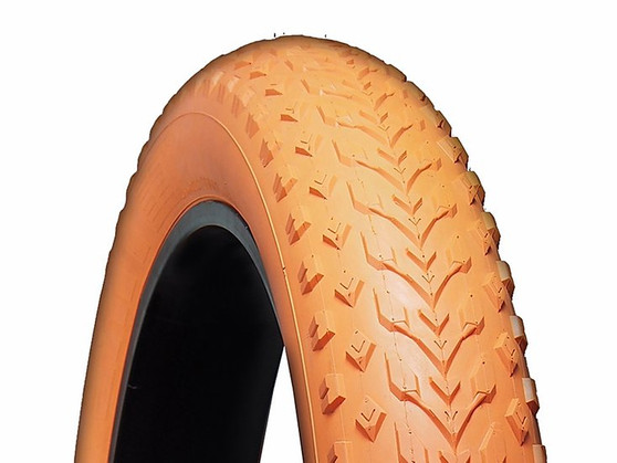 Vee Tire Mission Command Orange