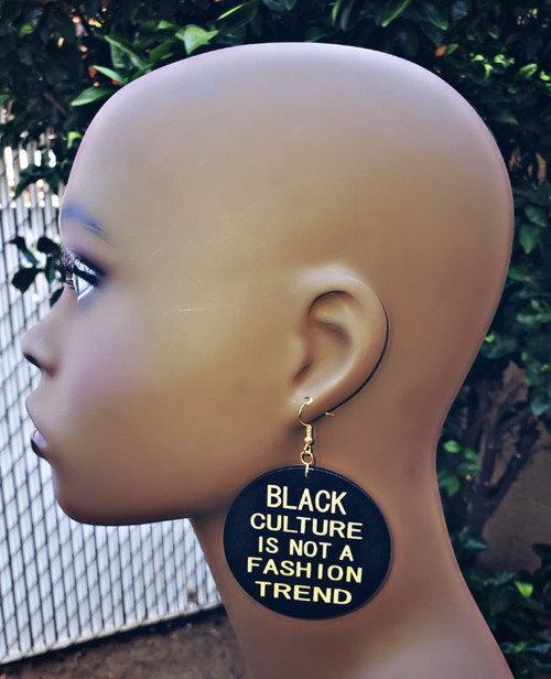 BLACK CULTURE EARRINGS