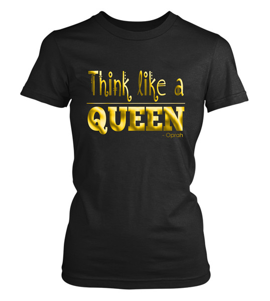 THINK LIKE A QUEEN