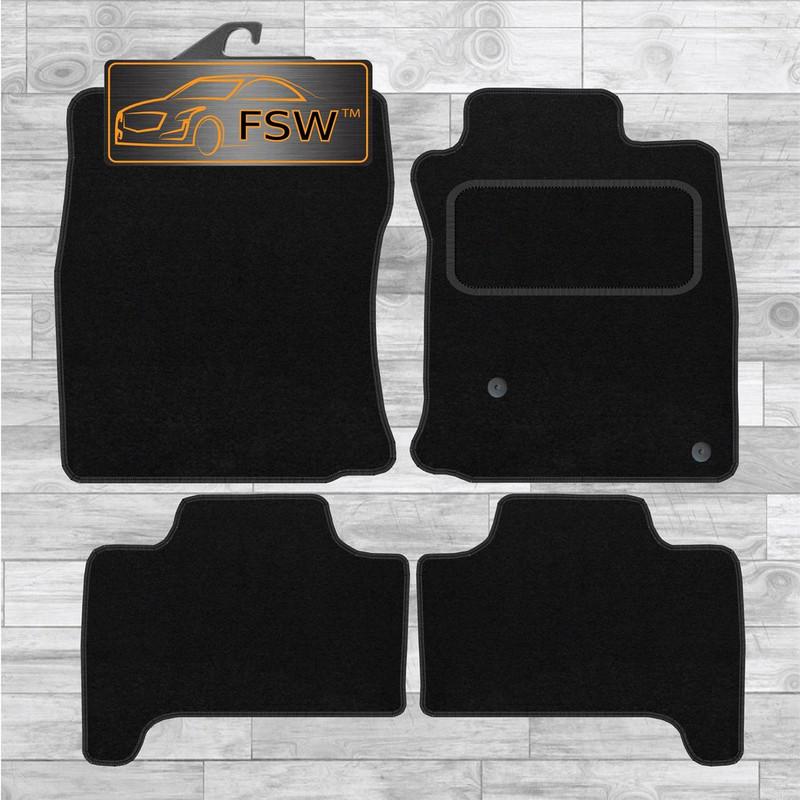 FSW Exeo 2009-On Tailored Carpet Car Floor Mats Black