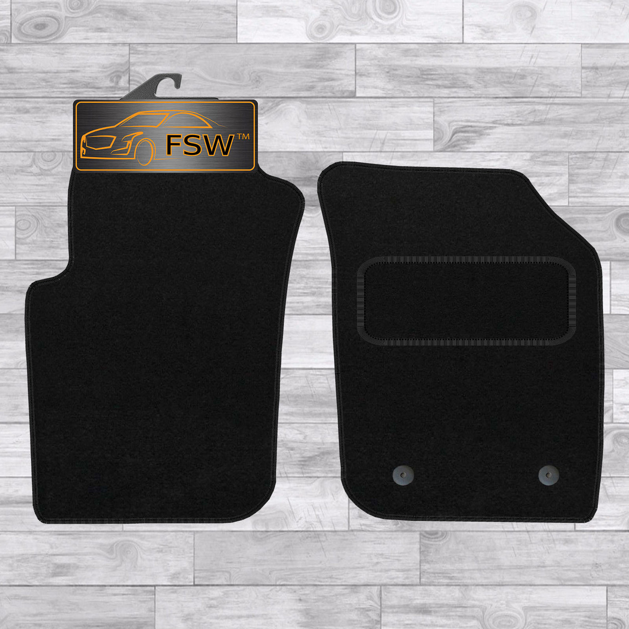 Premium Car Mats exact fit FORD KA 2009-2013