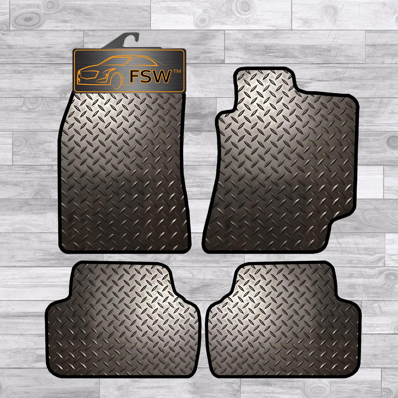 1999-2005 LEXUS IS200 Tailored Car Floor Mats GREY