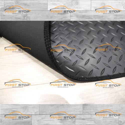 FSW Picanto 2011-2017 Fully Tailored Classic Carpet Car Floor Mats Black