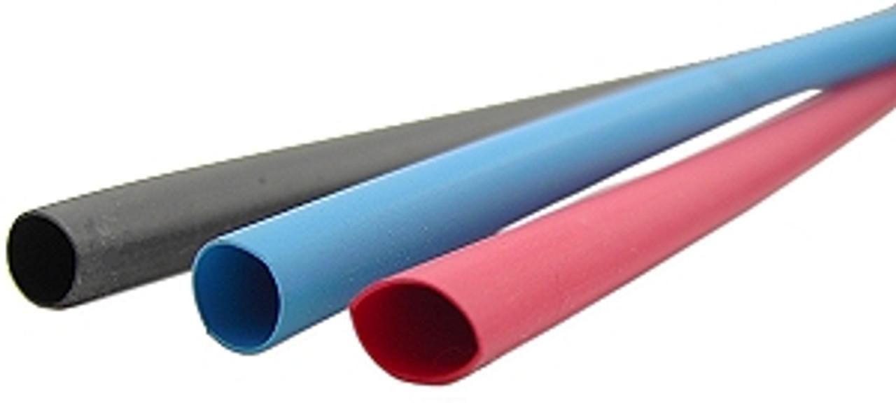 """Polyolefin 2:1 Heat Shrink Tubing 3 mm 10 Feet 10/' RED 1//8/"""" INCH"""